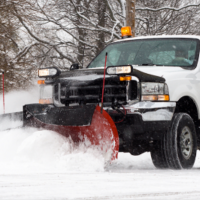 Snow plow / snow removal